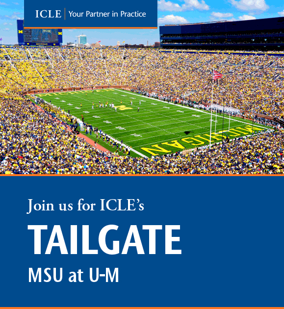 ICLE Tailgate