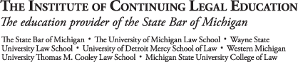 The education provider of the State Bar of Michigan