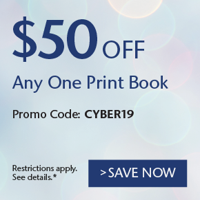 $50 Off Any One Print Book