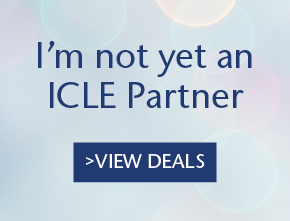 I'm Not Yet an ICLE Partner | View Deals